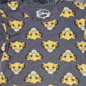 Disney simba shirt